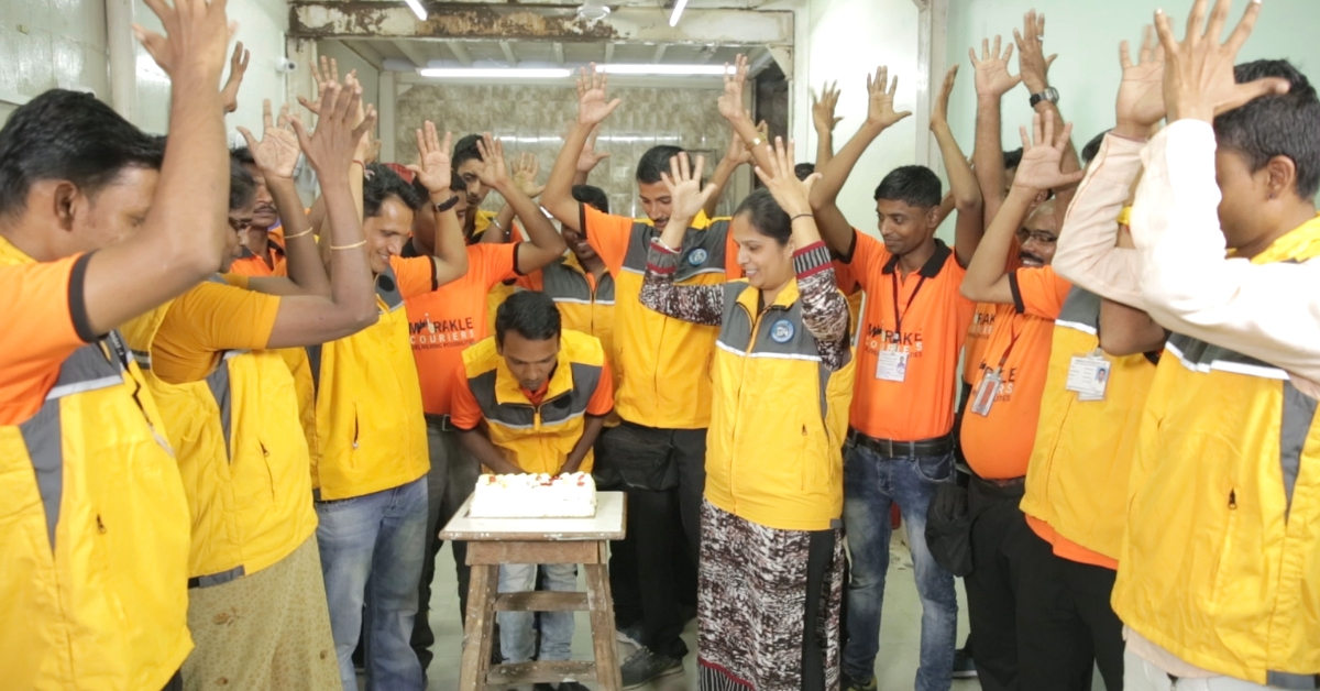 'Silent Delivery Stations' in Mumbai Employ the Deaf, Speak Volumes About Inclusivity!