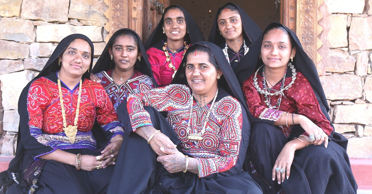 From Fetching Water for Re 1 to Earning Global Fame: A Kutch Woman's Incredible Story