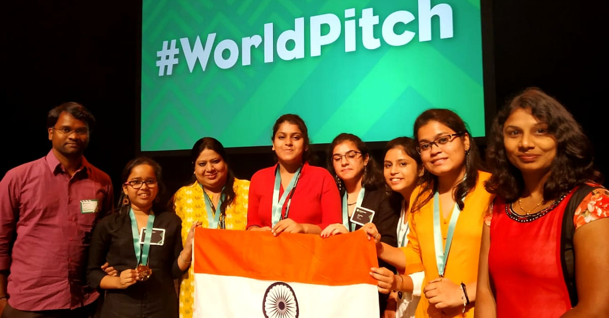 Noida School Girls' Brilliant Idea Brings E-Waste Recycling Solutions to Your Doorstep!