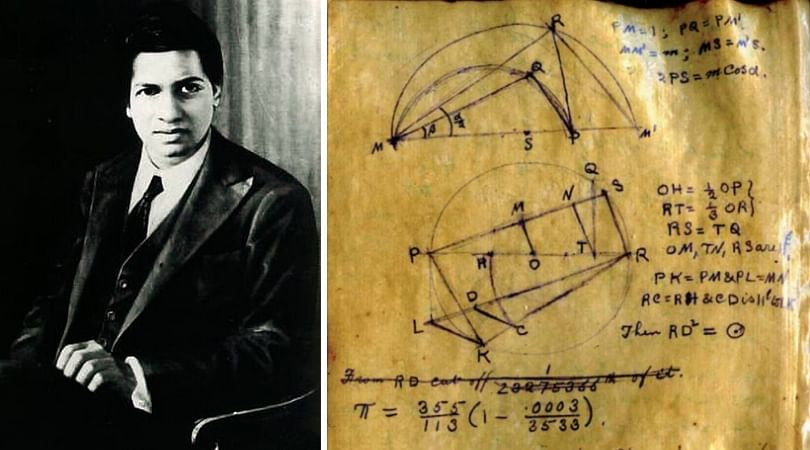 Ramanujan Mathematics genius