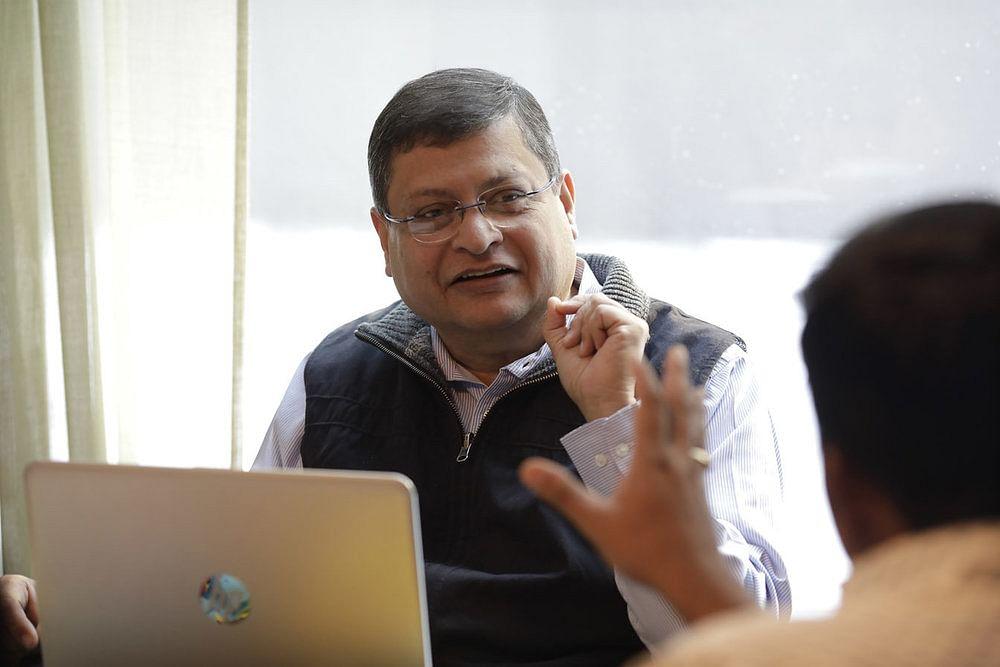 Anjan Mukherjee (Source: Taraltec Solutions)