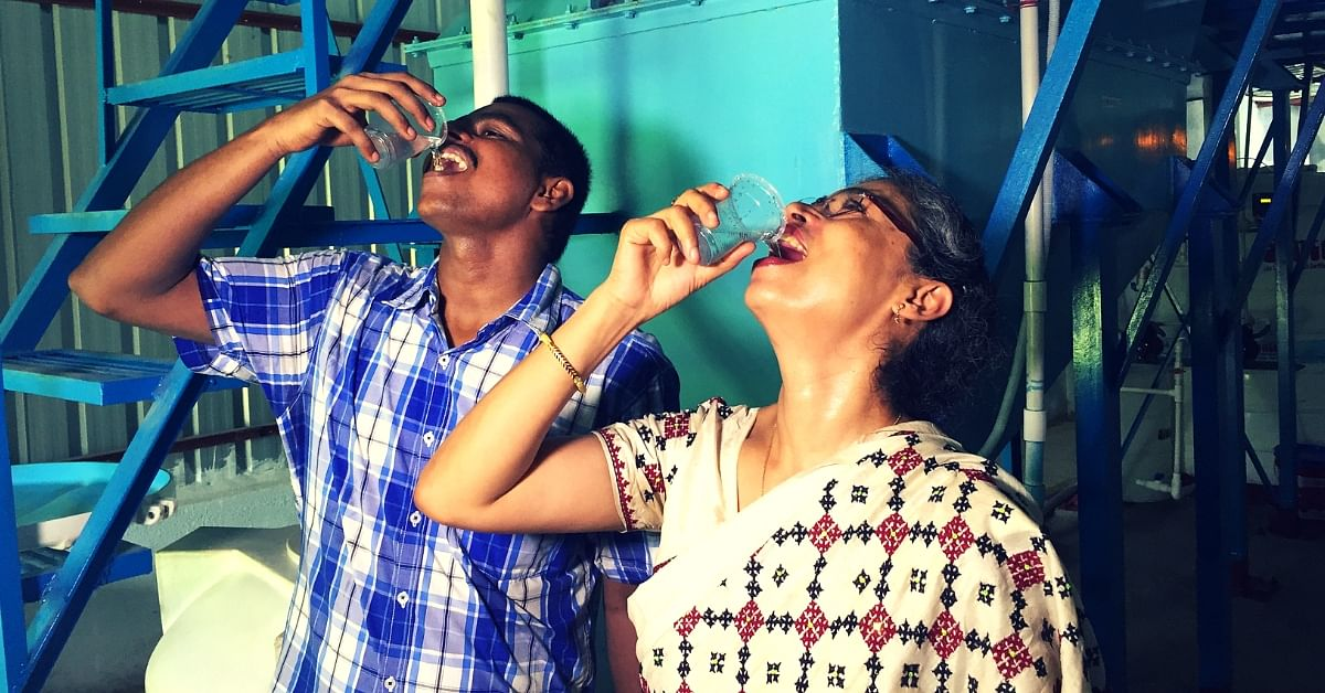 This Crucial Innovation Removes Deadly Arsenic From Our Water For Just 60 Paise/Litre