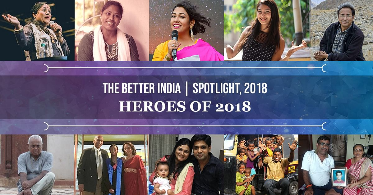 The 10 Extraordinary Stories of Everyday Indians That Inspired Us All in 2018
