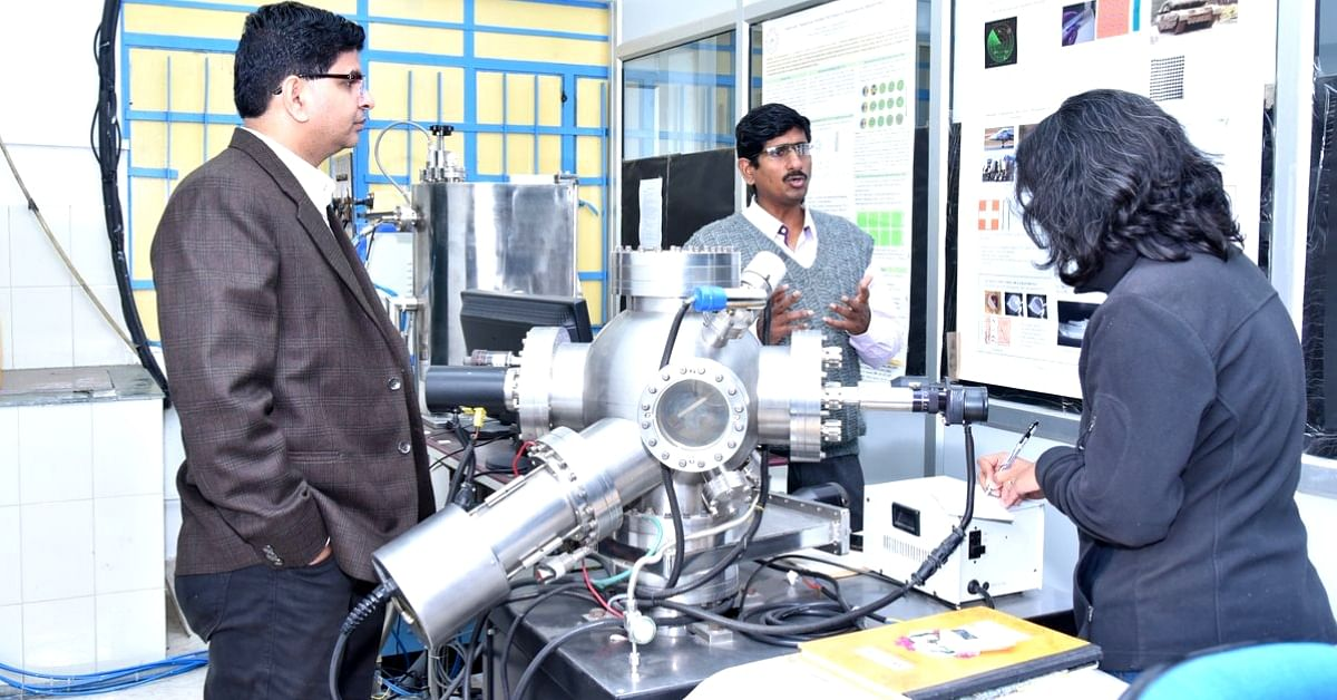 IIT-K Creates 'Metamaterial' That Can Protect Soldiers From Detection by Enemy Radars!