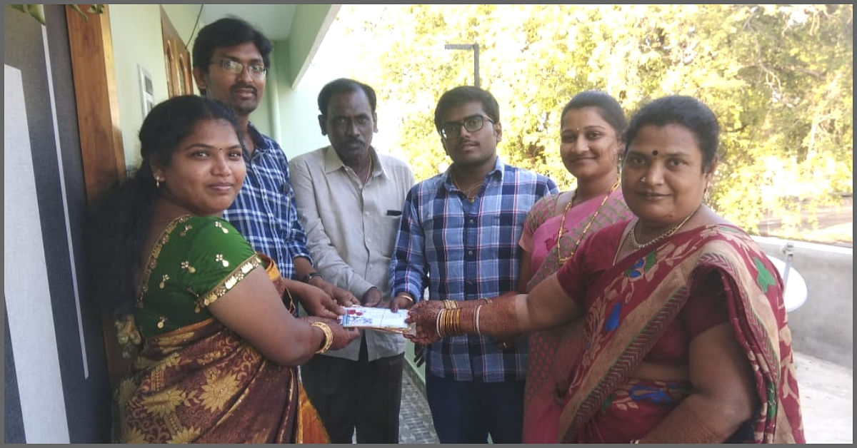 This IRS Officer Makes His Wedding All The More Special, Donates All Gifts To The Needy!