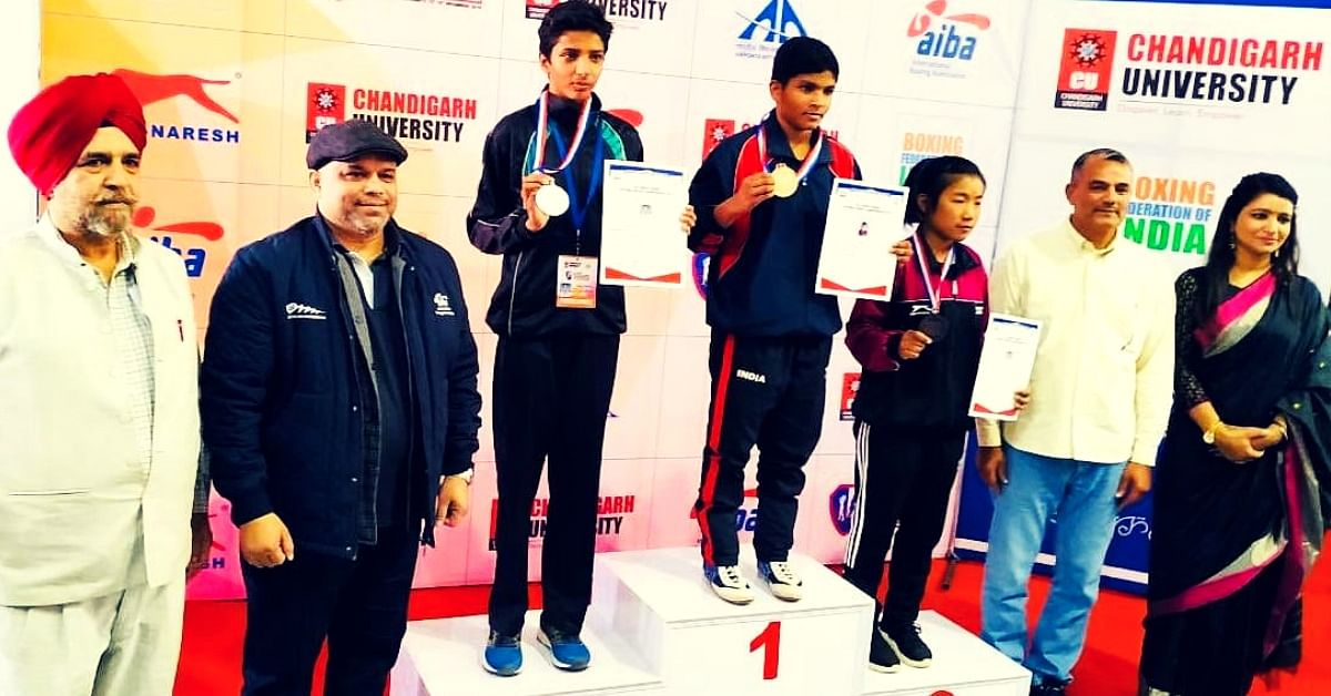 Overcoming Odds to Win Gold, Lassi Seller's Daughter is Indian Boxing's Next Big Thing!