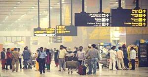 For representational purposes. Passengers at an airport. (Source: Facebook/Incredible India)