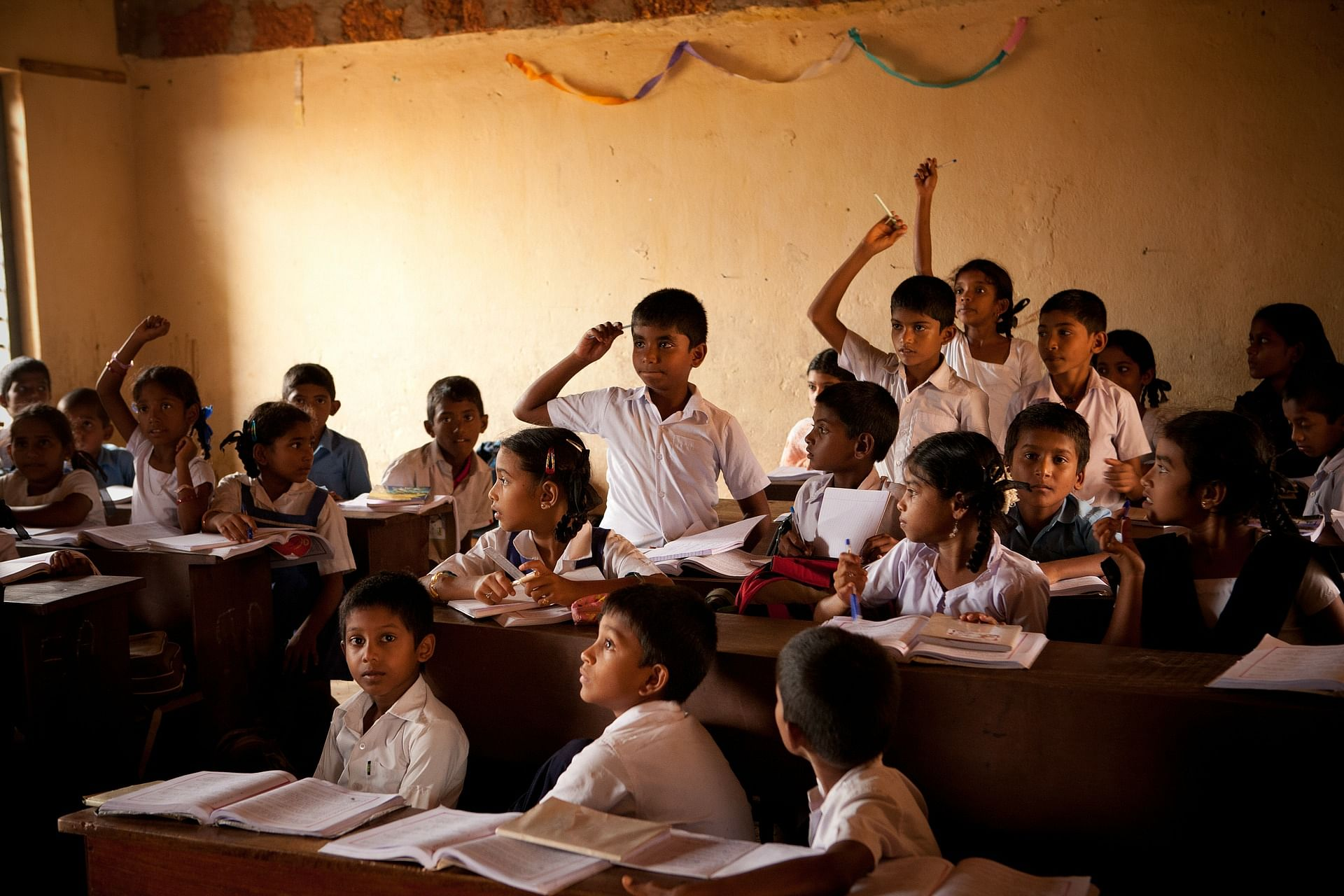 What should education be all about?
