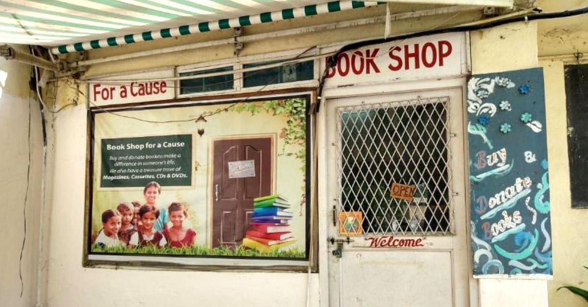 Old Treasures & New Hopes: How a Delhi Book Shop Is Helping Poor Kids Dream Big!