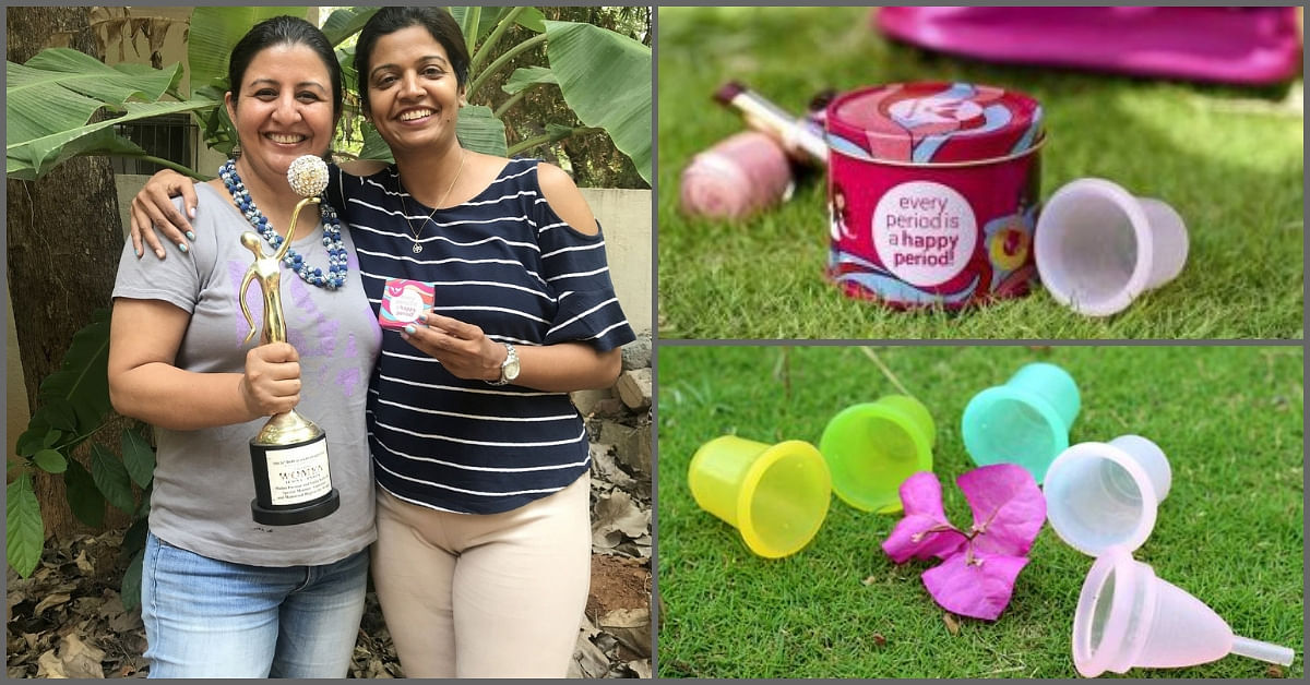With Homegrown Menstrual Cups, This Duo is Helping Women Get Rid of Period Discomfort