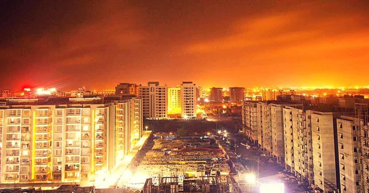 Surat tops the list of fastest growing cities in the world. (Source: Wikimedia Commons)
