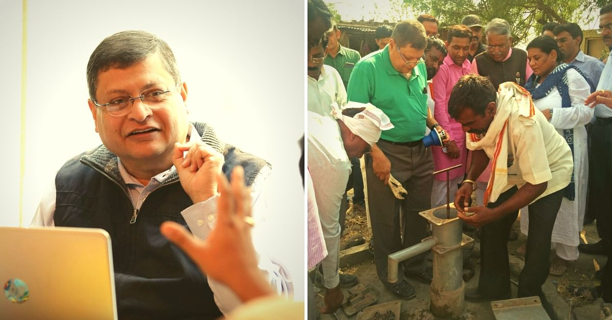 Brilliant! This IIT Dropout's Simple Solution Can Deliver Safe & Clean Water to 650,000 Villages