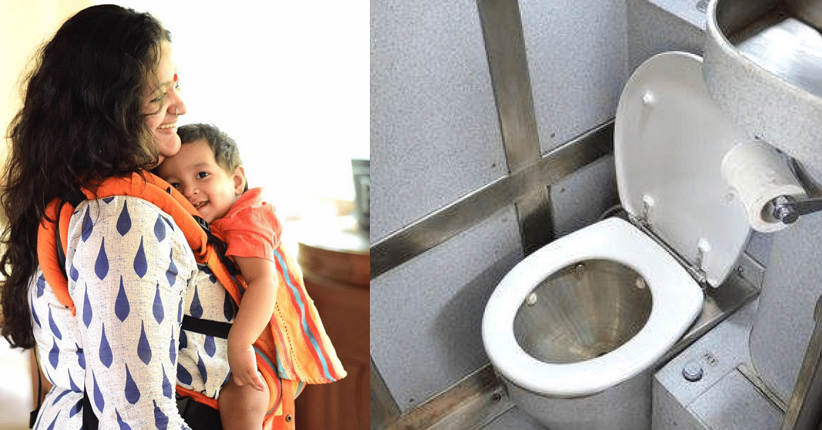 Kolkata Mall Asks Mom To Breastfeed Baby in Toilet, Outraged Social Media Sets Them Straight