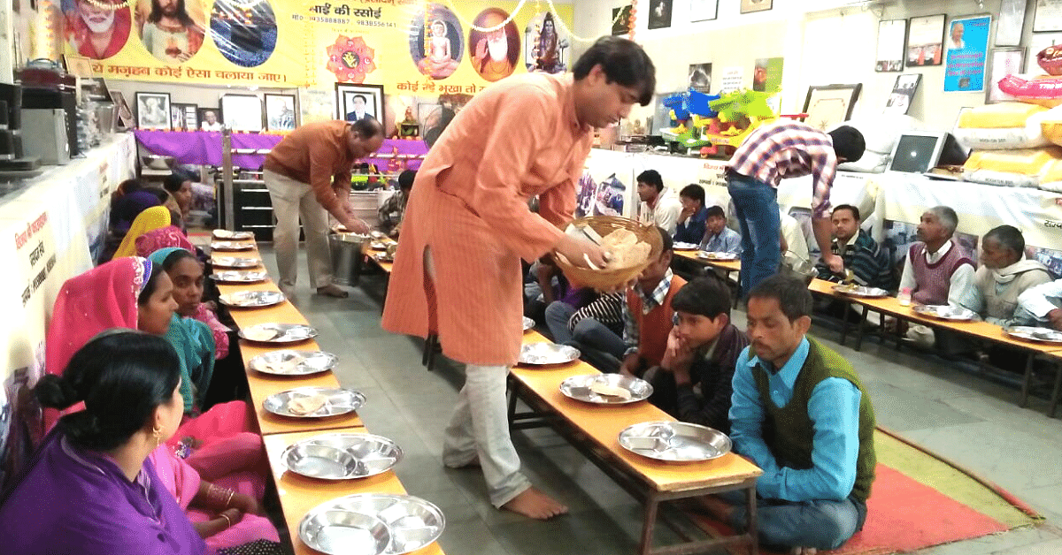 Inspiring! Son's Way of Remembering His Father Feeds 500 Hungry People Everyday
