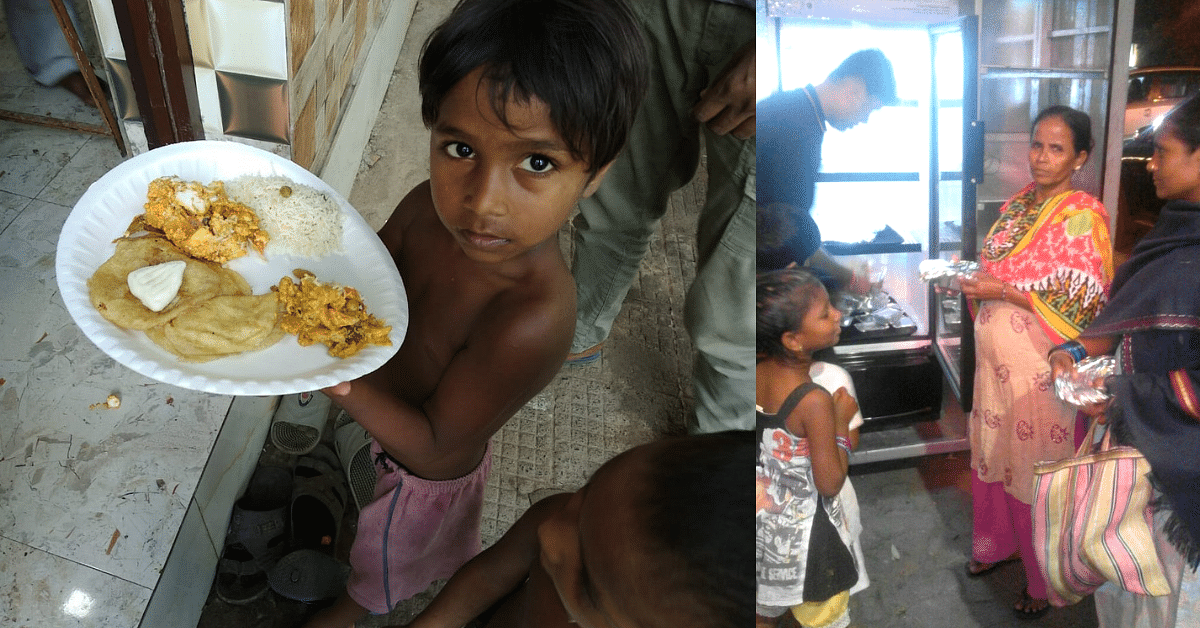 Exclusive: How 4 Friends Are Feeding Kolkata's Hungry, One Food ATM at a Time!