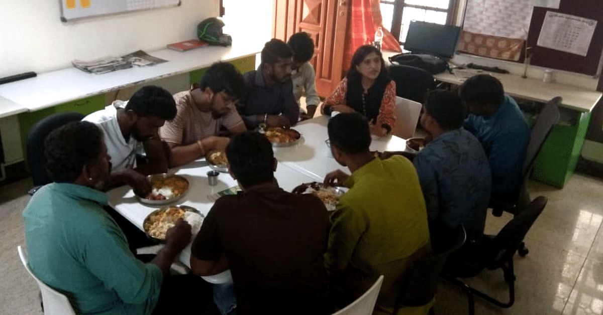 Cook, Care & Share: 'Reserved for Men' Course in B'luru Teaches Them To Be Equal Partners