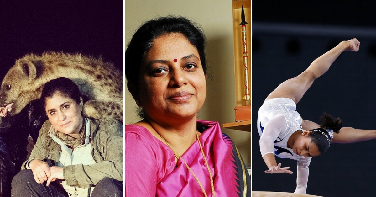 12 Wonder Women Who've Made India Very Proud over the Years!