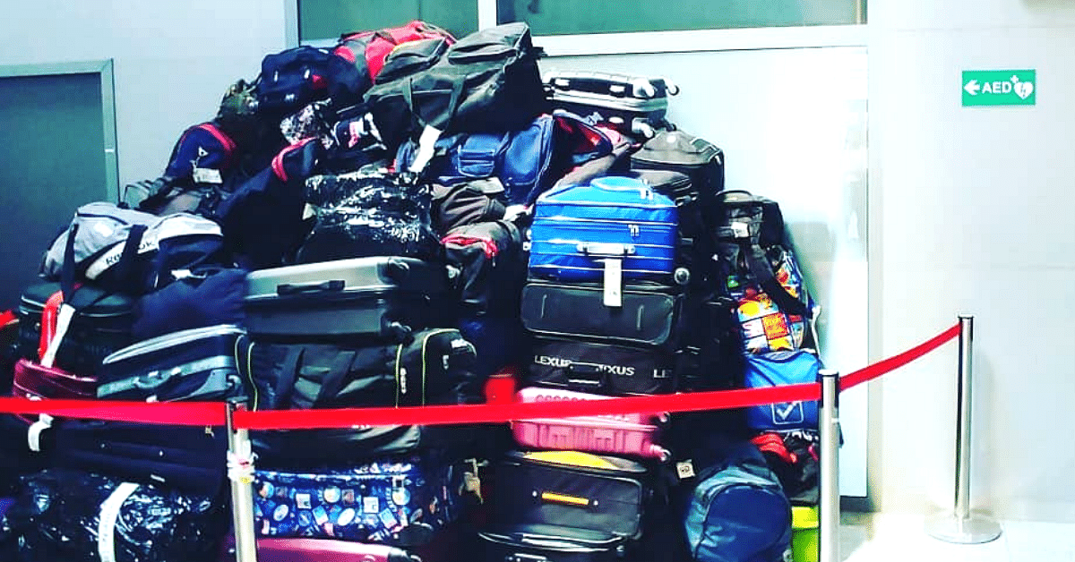 Lost/Left Behind Your Luggage at the Airport? Here's What You Can Do