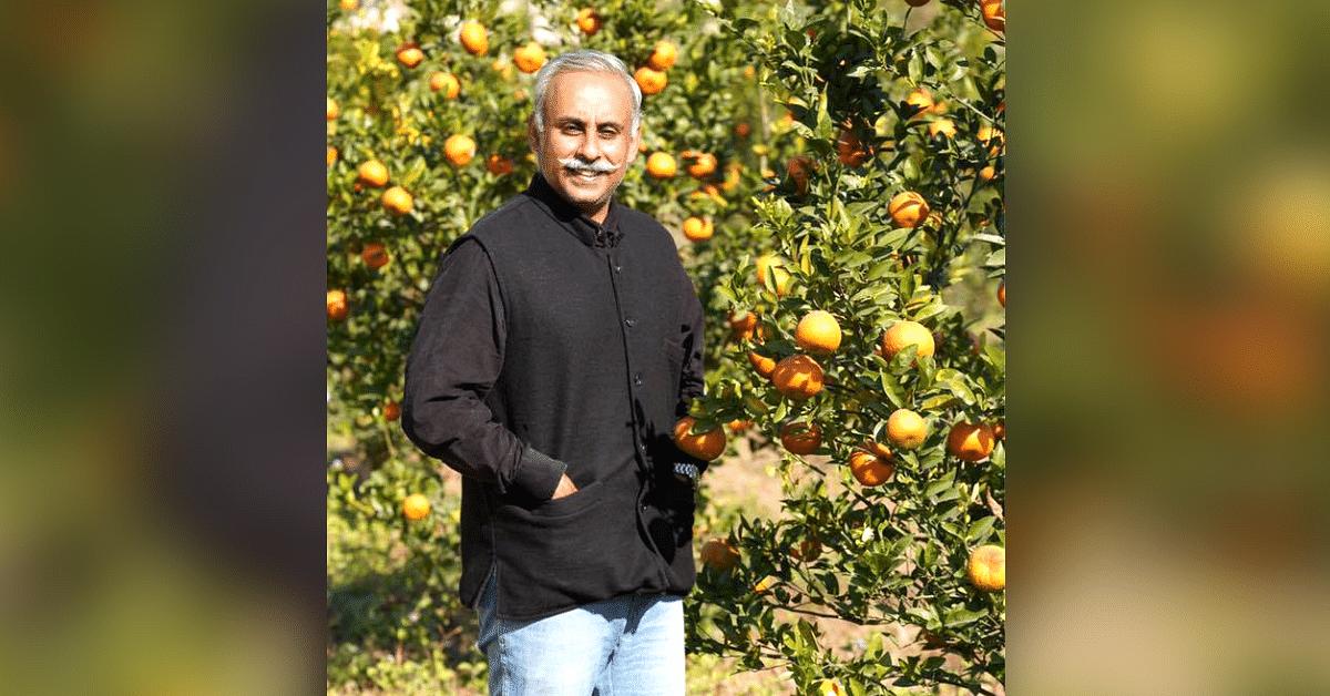 Punjab Grad Reinvents 'Citrus Tourism' To Give Farm a Second Life!