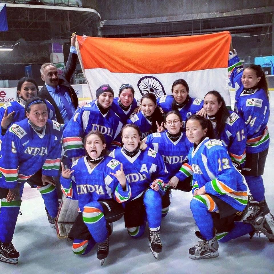 After their dramatic 5-4 win versus Malaysia. (Source: IHAI)
