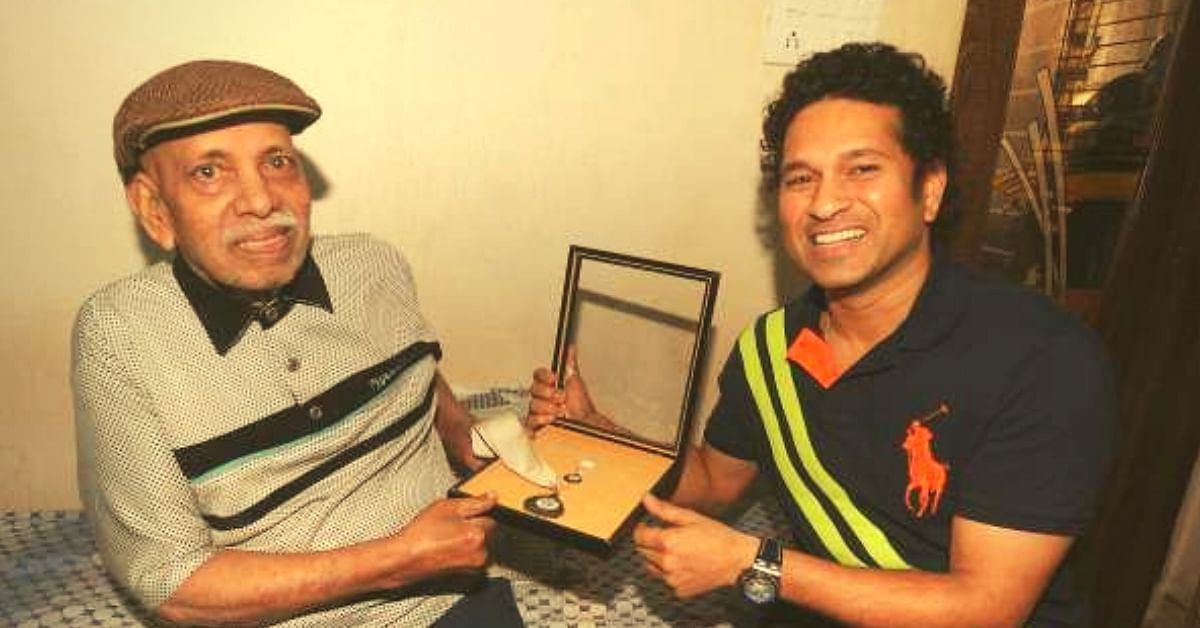 RIP Ramakant Sir, Thank You For Sachin: India Pays Tribute to The Legendary Dronacharya