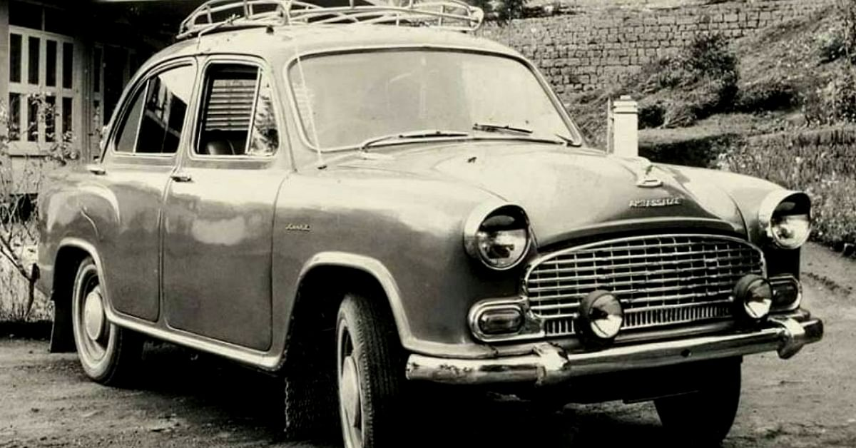 #IconsOfIndia: How The Legendary Ambassador Conquered Indian Hearts…And Roads!