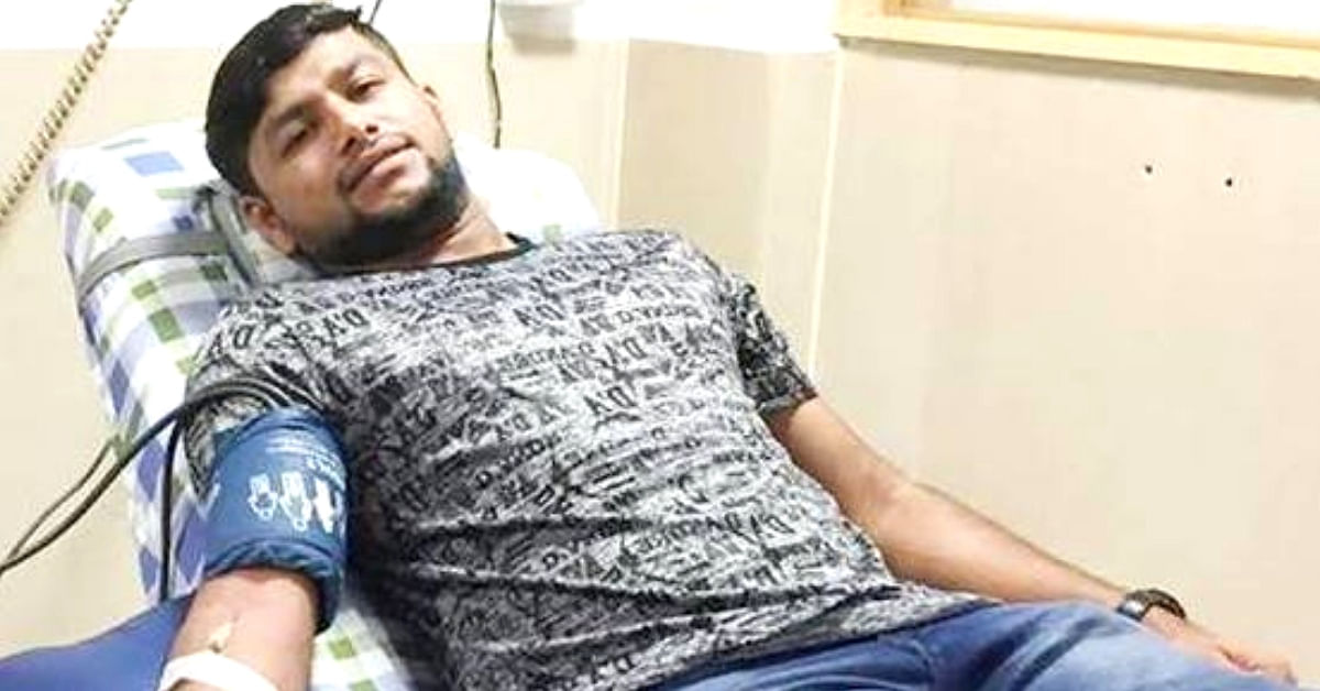 How this Keralite's Blood Overcame an International Blockade to Save Two Lives!