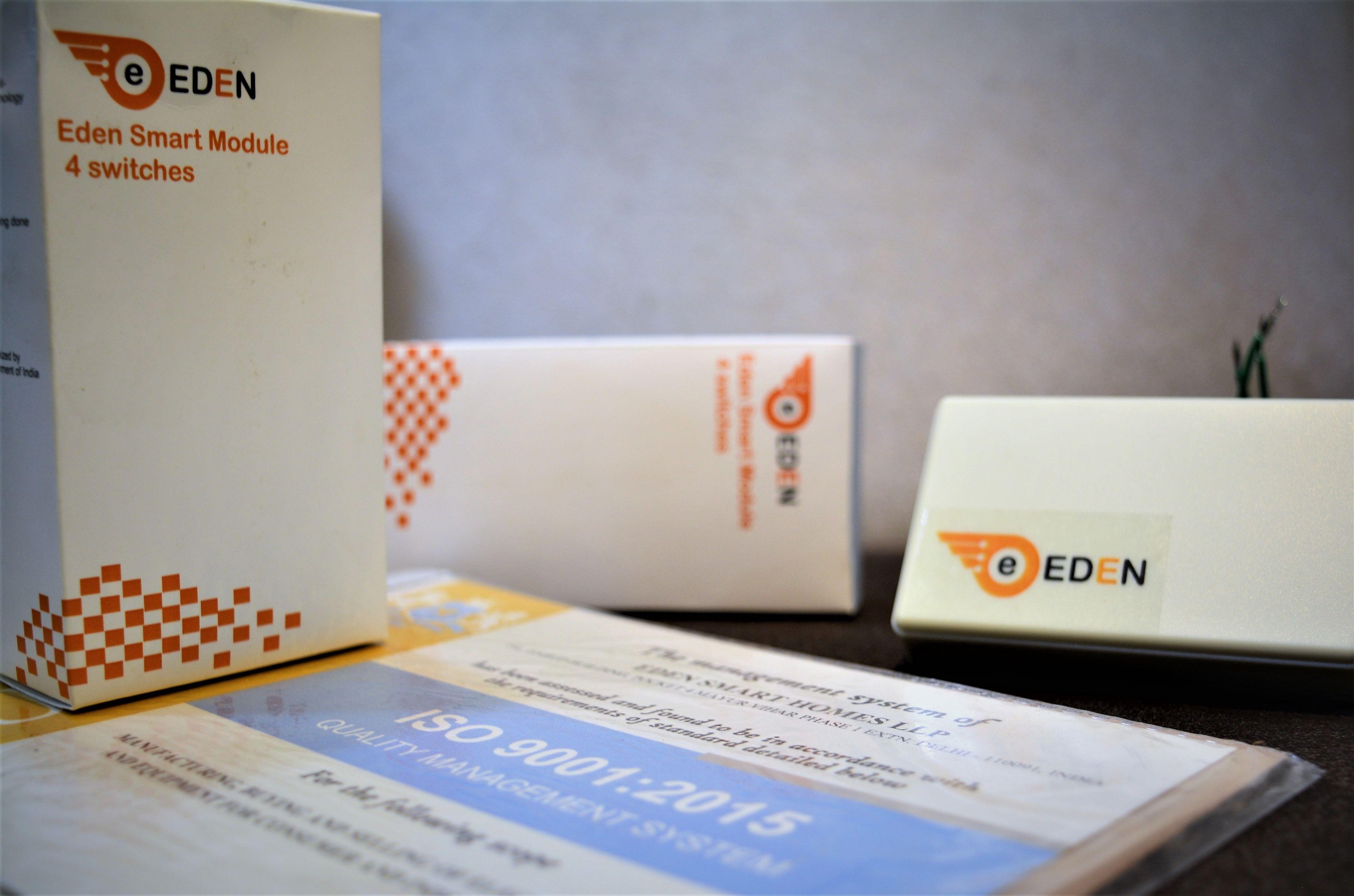 Eden smart home modules