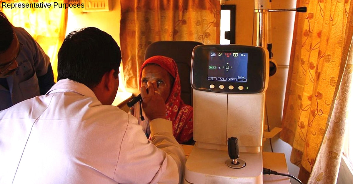 This Village With an Eye Donor in Every Home is an Example For All of India