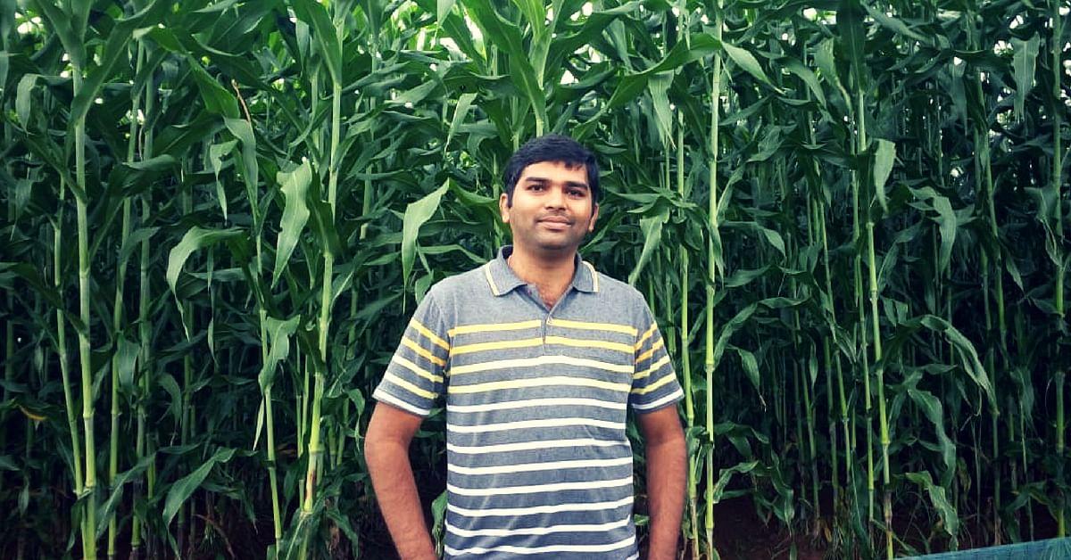 hyderabad farming farmer napanta app
