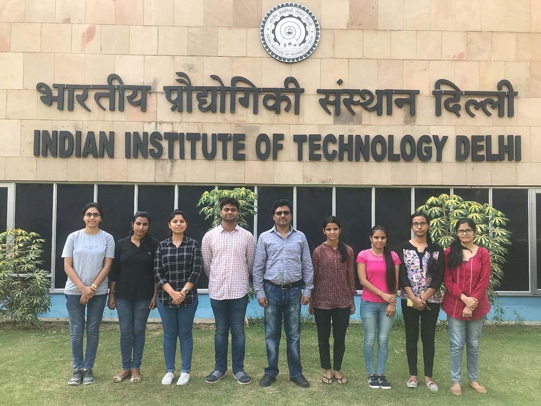 IIT-Delhi Research Team