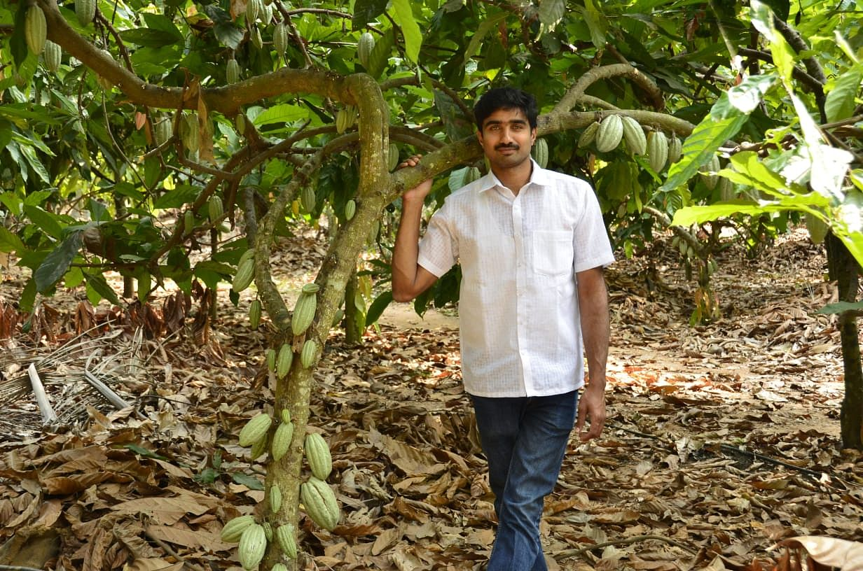 Techie Gives Up Job in the US, Revives 30 Acre Farm, Now