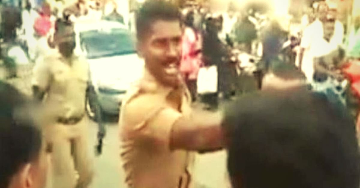 Meet the Brave TN Cop Who Stopped Stone Pelters From Destroying KSRTC Buses