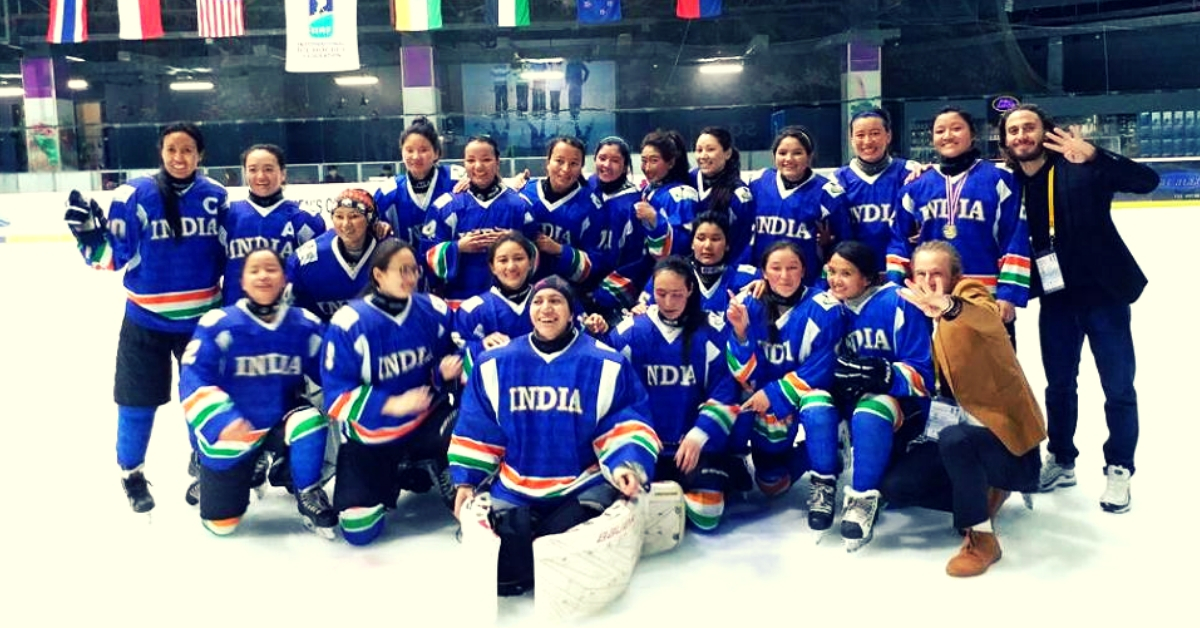 Even the Referees Cried When We Won: Meet India's Amazing Women's Ice Hockey Team!