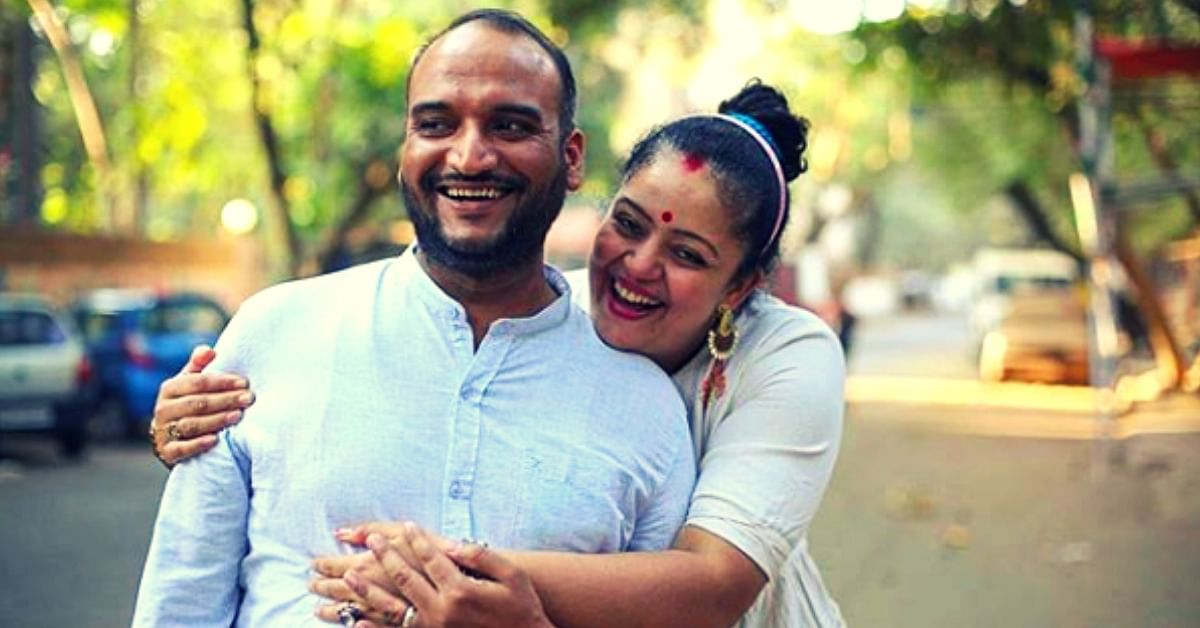 Mumbai Couple Reverses Societal Roles, Proves Marriage Is All About Equal Partnership!