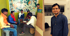 This entrepreneur is curbing unemployment in Madhya Pradesh, through cups of tea!