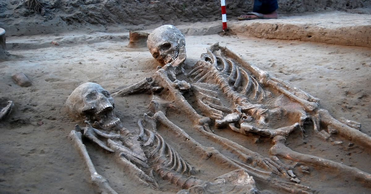 Uncovering the Indus Valley 'Couple': Here's What They Reveal About Our Ancestors