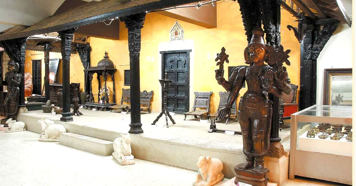 The Pune Doctor Whose House Contains 22,000 of India's Rarest Artefacts!