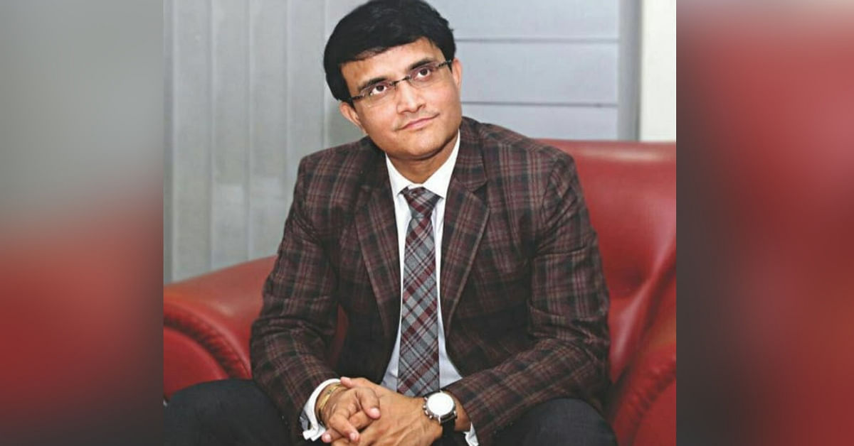 Sourav Ganguly comes to aid of stricken former India team mate