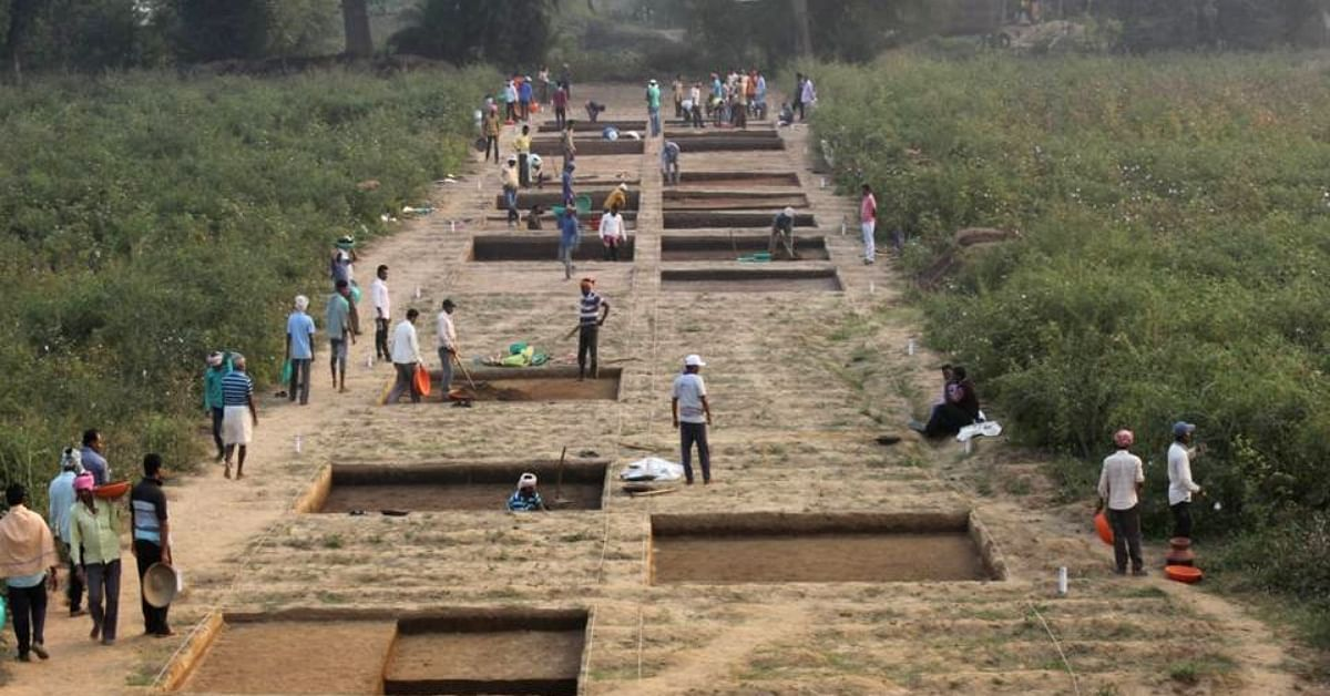 Odisha civilization, 4000 Years Ago, A Well Settled Rural Civilization Had Thrived In Odisha Said Archaeological Survey Of India