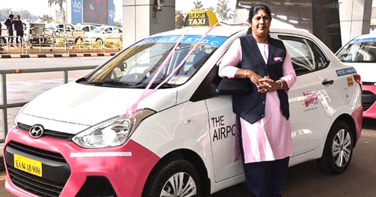 Bengaluru Airport Launches Cab Service Run By Women, Exclusively For Women!