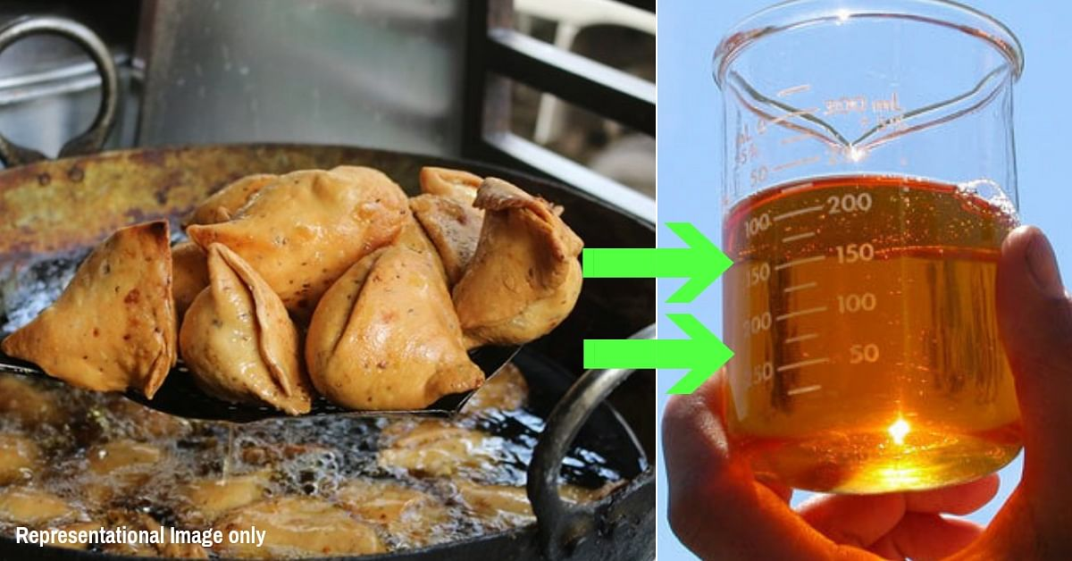 Wondered What Happens to Used Cooking Oil? Here's How It May Soon Fuel a Plane!