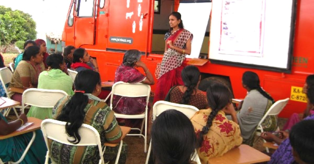 How One Woman Changed the Lives of 1 Lakh Others, One Doorstep at a Time