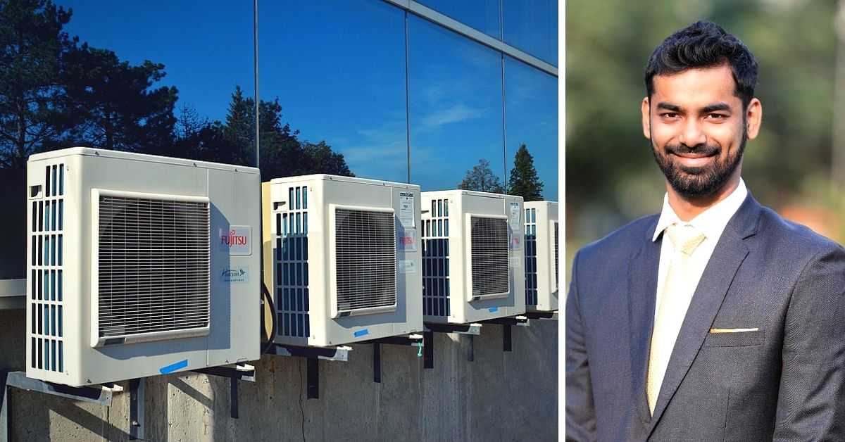 Bengaluru Start-Up's Innovation Can Turn Any Air Conditioner Into An Air Purifier