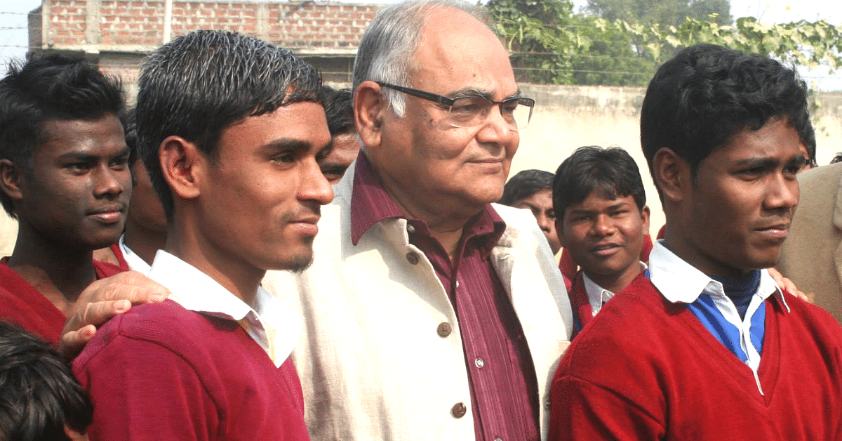 Meet The Padma Shri Ex-RAW Officer Who Transformed An Entire Community in Bihar