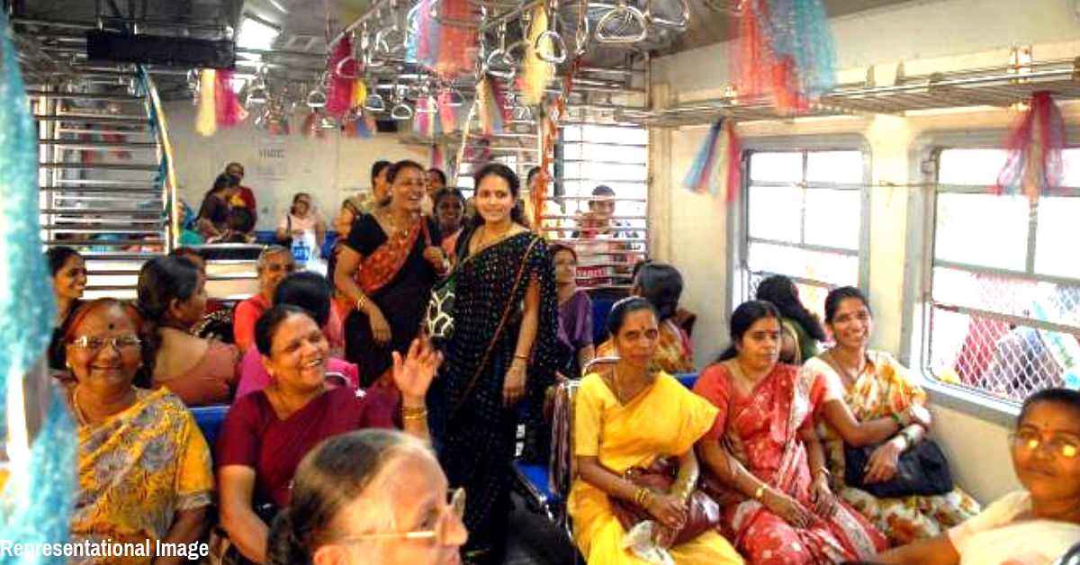 3d3d80ef91 Railways Goes the Extra Mile to Help Woman Passenger on Period