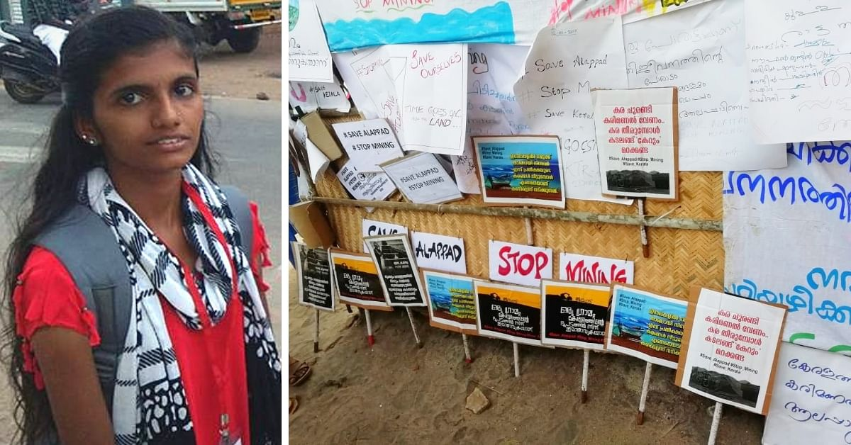 Citizen Impact: 17-YO Girl's Viral Video Spurs Action Against Illegal Sand-Mining