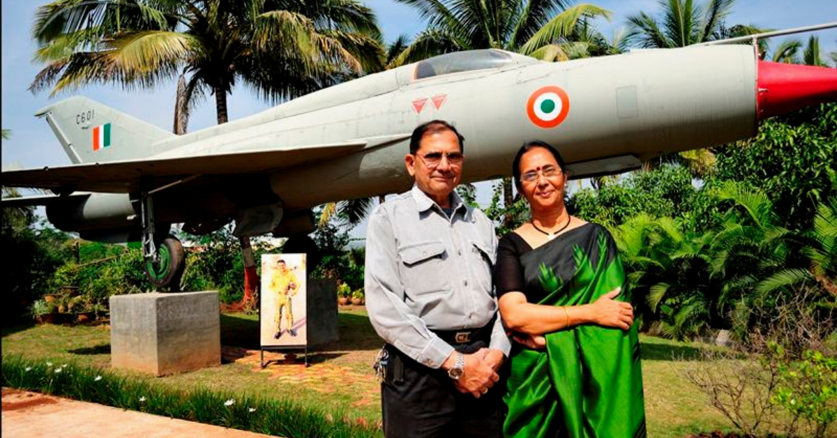 After Losing Son to IAF MiG Crash, Pune Parents Ensure Safety of over 470 Pilots