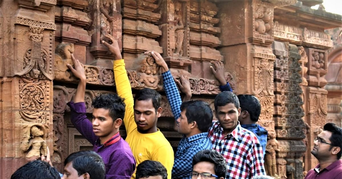 Brilliant Odisha Initiative Helps Visually-Impaired 'See' Our Majestic Heritage!