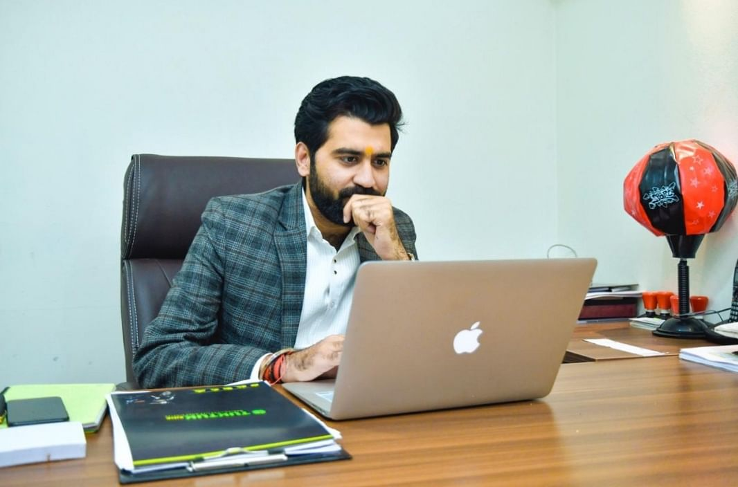 Yash Sharma, CEO & Founder of TukTukRide. (Source: TukTukRide)